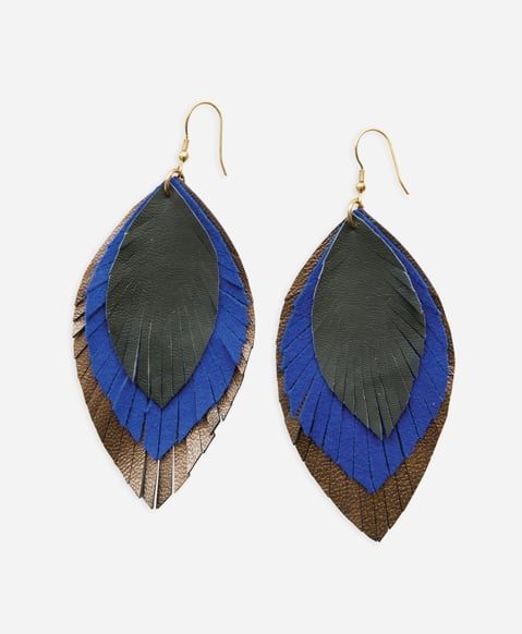 EA119WF-feathered-fringe-earrings-cobalt-l