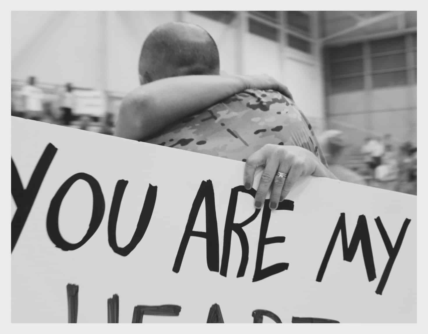 To The Military Spouse