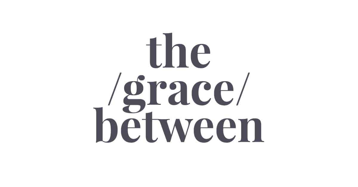 The Grace Between